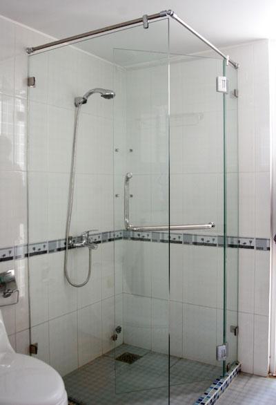 Ưu điểm của phong tắm kính cường lực
