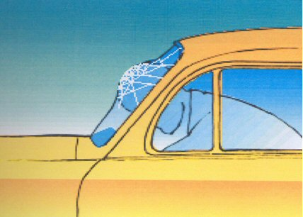 Kinh an toàn ô tô