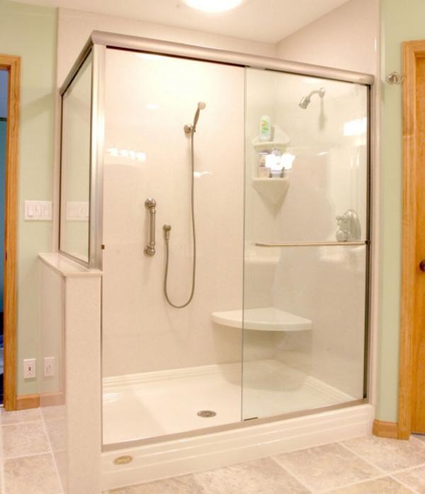 Vách tắm kính cường lực cao cấp