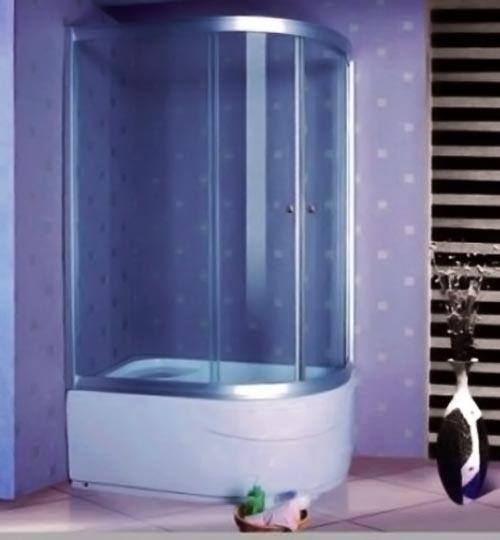 Phòng tắm kính cường lực chất lượng cao, báo giá mới nhất