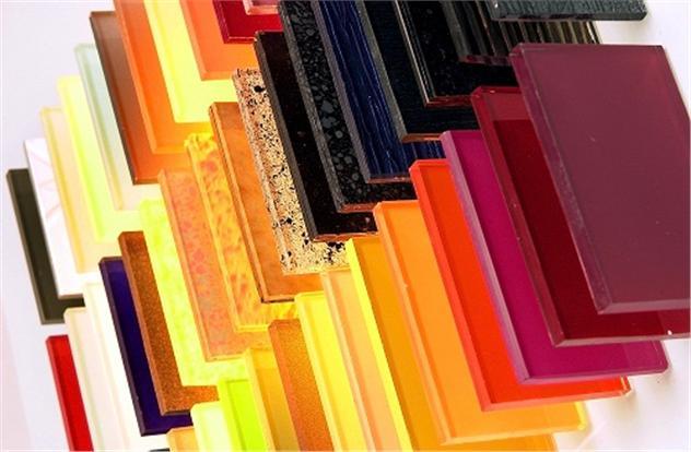 cách làm và công dụng sơn kính màu