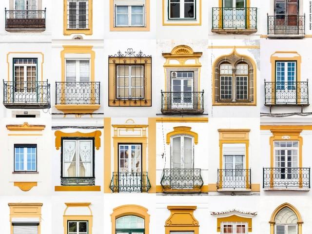 Cửa sổ đẹp nhiều phong cách